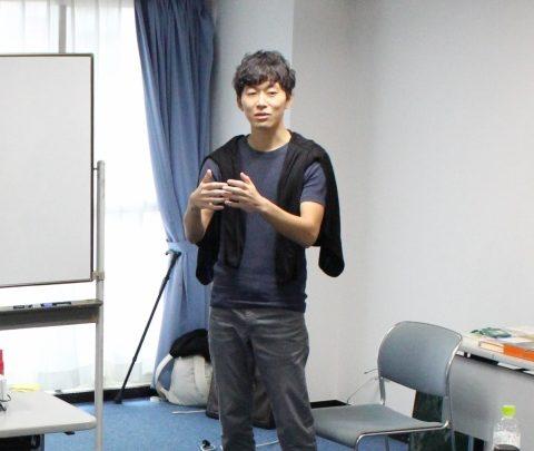 野澤健さん