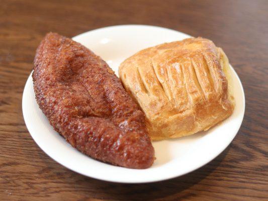 ピロシキなどのパン